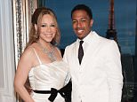 Mandatory Credit: Photo by NIVIERE/SIPA/REX Shutterstock (1704167g).. Mariah Carey and Nick Cannon.. Mariah Carey and Nick Cannon Renew wedding Vows, Paris, France - 27 Apr 2012.. ..