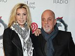 "NEW YORK, NY - OCTOBER 26:  Billy Joel and Alexis Roderick attend the opening night of ""The Last Ship"" on Broadway at The Neil Simon Theatre on October 26, 2014 in New York City.  (Photo by Neilson Barnard/Getty Images)"