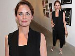 LONDON, ENGLAND - APRIL 14:  Ruth Wilson attends the Soho Revue Launch Party at 14 Greek Street on April 14, 2015 in London, England.  (Photo by Tim P. Whitby/Getty Images for Soho Review)