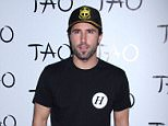 Mandatory Credit: Photo by KCR/REX Shutterstock (4378178c).. Brody Jenner.. Brody Jenner DJ Set at Tao nightclub, Venetian Hotel and Casino, Las Vegas, America - 17 Jan 2015.. ..
