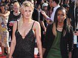 INGLEWOOD, CA - AUGUST 24:  Model Ireland Baldwin and rapper Angel Haze arrive at the 2014 MTV Video Music Awards at The Forum on August 24, 2014 in Inglewood, California.  (Photo by Jon Kopaloff/FilmMagic)