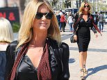14 apr 2015 - CANNES - FRANCE  *** NOT AVAILABLE FOR ITALY ***  MIPTV CANNES  PHOTOCALL RACHEL'S TOUR OF BEAUTY   MODEL  ACTRESS RACHEL HUNTER   RACHEL HUNTER  ATTENDS THE PHOTOCALL RACHEL'S TOUR OF BEAUTY    BYLINE MUST READ : XPOSUREPHOTOS.COM  ***UK CLIENTS - PICTURES CONTAINING CHILDREN PLEASE PIXELATE FACE PRIOR TO PUBLICATION ***  **UK CLIENTS MUST CALL PRIOR TO TV OR ONLINE USAGE PLEASE TELEPHONE 44 208 344 2007**