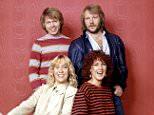 Mandatory Credit: Photo by Sunshine/REX Shutterstock (3025335f)  ABBA  Various - 1980s