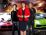Programme Name: Top Gear - TX: 25/01/2015 - Episode: n/a (No. 1) - Picture Shows:  Richard Hammond, Jeremy Clarkson, James May - (C) BBC - Photographer: BBC