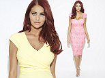 AMY CHILDS\nCredit to 'The Can Group Ltd'\nAnd state SINGLE USE ONLY \n