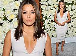 BEVERLY HILLS, CA - APRIL 14:  Actress Eva Longoria attends David And Victoria Beckham, Along With Barneys New York, Host A Dinner To Celebrate The Victoria Beckham Collection at Fred's at Barneys on April 14, 2015 in Beverly Hills, California.  (Photo by Donato Sardella/Getty Images for Barneys New York)