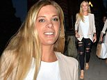 Mandatory Credit: Photo by Palace Lee/REX Shutterstock (4666703a)\n Chelsea Davy\n Chelsea Davy out and about, London, Britain - 15 Apr 2015\n \n