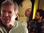 Funny Or Die Dennis Quaid on-set freak out video