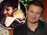 On Wednesday, April 15th Jeremy Renner star of the highly anticipated sequel ¿The Avengers: Age of Ultron¿ makes an appearance on ¿The Ellen DeGeneres Show.¿ The actor and new father opens up about being a first time Dad and calls being a ¿Daddy¿ his best role to date. Plus, Jeremy reveals that he¿s the oldest of seven siblings and his youngest sibling is just 2-years-old.