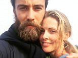 James Middleton and Donna Air - instagram image for Diary