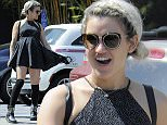 EXCLUSIVE: Former member of the pussycat dolls Ashley Roberts lunches with a male friend at gratitude cafe in Los Angeles.  Pictured: Ashley Roberts Ref: SPL998641  150415   EXCLUSIVE Picture by: M A N I K (NYC)/Splash News  Splash News and Pictures Los Angeles: 310-821-2666 New York: 212-619-2666 London: 870-934-2666 photodesk@splashnews.com