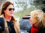 Promo pic from Diane Sawyer's Exclusive Interview with Bruce Jenner.