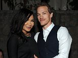 Mandatory Credit: Photo by Frank Micelotta/REX Shutterstock (4657122a)  Naya Rivera and Ryan Dorsey  'Justified and Fearless' TV Season Premiere After Party, Los Angeles, America - 13 Apr 2015