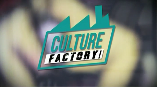 Culture Factory - 15 avril 2015