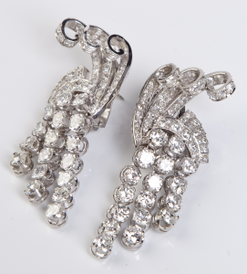 Estate Jewelry Earrings Jordan Clines Jewelers
