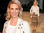 "Pictured: January Jones Mandatory Credit © Gilbert Flores/Broadimage BURBERRY ""LONDON IN LOS ANGELES""  4/16/15, Los Angeles, California, United States of America  Broadimage Newswire Los Angeles 1+  (310) 301-1027 New York      1+  (646) 827-9134 sales@broadimage.com http://www.broadimage.com"
