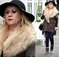 tina malone pictures photographed in brentwood as she filmed a documentary on plastic surgery,pictures by rowen lawrence telephone 07581137236regards rowen lawrence\n