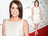 """Princess Eugenie of York joins IWC Schaffhausen as they toast the Tribeca Film Festival with the third annual """"For the Love of Cinema"""" gala dinner, held at Spring Street Studios in Tribeca, NYC.\n\nPictured: Princess Eugenie of York\nRef: SPL1000728  160415  \nPicture by: Johns PKI/Splash News\n\nSplash News and Pictures\nLos Angeles: 310-821-2666\nNew York: 212-619-2666\nLondon: 870-934-2666\nphotodesk@splashnews.com\n"""