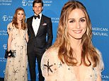 """NEW YORK, NY - APRIL 17:  Olivia Palermo attends """"Masquerade Retrograde"""" at American Museum of Natural History on April 17, 2015 in New York City.  (Photo by Dustin Harris/Getty Images)"""