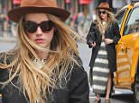 Amber Heard heads out to lunch with a group of friends today in NYC. \n\nPictured: Amber Heard\nRef: SPL1002202  170415  \nPicture by: Turgeon-Abbot / Splash News\n\nSplash News and Pictures\nLos Angeles: 310-821-2666\nNew York: 212-619-2666\nLondon: 870-934-2666\nphotodesk@splashnews.com\n