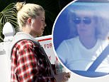 """*EXCLUSIVE* Malibu, CA - For the first time in weeks we finally got a glimpse of young model and Alec Baldwin's daughter Ireland, that is currently in rehab for """"emotional trauma."""" Ireland, along with a few other patients, stepped out for a smoke break, right after her mom, actress Kim Besinger, stopped by the Clinic for a visit. Ireland Baldwin is making it clear that she has her family's support during her stint in rehab, after having to defend herself from the rumors of """"intensive partying"""" and issues with substance abuse, she is now coming to her family's defense too. """"This is the last thing I'm going to say about everything that's been going on,"""" she tweeted Wednesday, including a photo from earlier this month of her father visiting her in the hospital as they snacked on muffins when she was admitted for what she thought to be appendicitis. """"Both of my parents, step mom, Carmen, and friends were all there for me at all times. Little do you know,"""" the model added. """"We've never lef"""