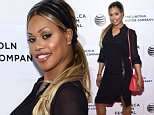 """NEW YORK, NY - APRIL 17:  Actress Laverne Cox attends the premiere of """"The Wannabe"""" during the 2015 Tribeca Film Festival at BMCC Tribeca PAC on April 17, 2015 in New York City.  (Photo by Jamie McCarthy/Getty Images for the 2015 Tribeca Film Festival)"""