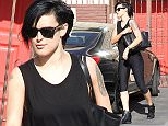 Hollywood, CA -  Witney Carson, Patti LaBelle, Rumer Willis, Val Chmerkovskiy, Robert Herjavec and Kym Johnson all gather for a hot Thursday dance practice at the 'Dancing With The Stars' dance rehearsal studio in Hollywood.    AKM-GSI     April  16, 2015 To License These Photos, Please Contact : Steve Ginsburg (310) 505-8447 (323) 423-9397 steve@akmgsi.com sales@akmgsi.com or Maria Buda (917) 242-1505 mbuda@akmgsi.com ginsburgspalyinc@gmail.com