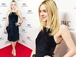 """NEW YORK, NY - APRIL 16:  Actress Dakota Fanning attends the IWC Schaffhausen third annual """"For the Love of Cinema"""" dinner during Tribeca Film Festival at Spring Studios on April 16, 2015 in New York City.  (Photo by Gilbert Carrasquillo/FilmMagic)"""