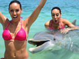 EXCLUSIVE FAO DAILY MAIL ONLINE ONLY GBP 40 PER PICTURE\n Mandatory Credit: Photo by Startraks Photo/REX Shutterstock (4663135l)\n Melissa Gorga swimming with dolphins\n Melissa Gorga out and about, Montego Bay, Jamaica - 13 Apr 2015\n Melissa Gorga Swimming with the Dolphins\n