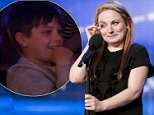 *** MANDATORY BYLINE TO READ: Syco / Thames / Corbis ***\n'Britain's Got Talent' contestants are seen on stage for the second show of the 2015 ITV series airing Saturday April 18th.\n\nPictured: Beckie O'Brien\nRef: SPL1002942  190115  \nPicture by: Dymond / Syco / Thames / Corbis\n\n