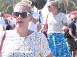 Picture Shows: Busy Philipps  April 18, 2015\n \n Celebrities attend Day 1 of the second weekend of The Coachella Valley Music and Arts Festival in Indio, California. The popular music festival attracts many stars.\n \n Non-Exclusive\n UK Rights Only\n \n Pictures by : FameFlynet UK © 2015\n Tel : +44 (0)20 3551 5049\n Email : info@fameflynet.uk.com