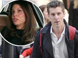 Mandatory Credit: Photo by Broadimage/REX Shutterstock (3721904e).. Jason Hoppy and Bryn Hoppy.. Jason Hoppy and daughter Bryn out and about, New York, America - 28 Apr 2014.. ..