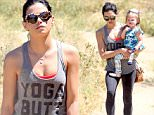 17 Apr 2015 - STUDIO CITY - USA  JENNA DEWAN HIKING    BYLINE MUST READ : XPOSUREPHOTOS.COM  ***UK CLIENTS - PICTURES CONTAINING CHILDREN PLEASE PIXELATE FACE PRIOR TO PUBLICATION ***  **UK CLIENTS MUST CALL PRIOR TO TV OR ONLINE USAGE PLEASE TELEPHONE  44 208 344 2007 ***