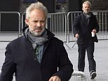 Date: 18/04/15 \nPH:  Nick Edwards\nPictured: Sam Mendes \nCaption: Sam Mendes director of the New James Bond Film Spectre outside City Hall in Central London today to film scenes of the the Film inside City Hall