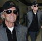 Michael Douglas is seen arriving at LAX airport, 11 April 2015.\n12 April 2015.\nPlease byline: Vantagenews.co.uk