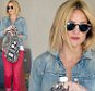 Beverly Hills, CA - Hollywood Hottie Kate Hudson heads out from the Chris McMillan Salon in Beverly Hills. Kate's Hairdresser Chris McMillan, checked her out as he held the door for her while exiting the salon for her car in red denim skinnies and a blue denim jacket.\n \n \nAKM-GSI    April  9, 2015\nTo License These Photos, Please Contact :\nSteve Ginsburg\n(310) 505-8447\n(323) 423-9397\nsteve@akmgsi.com\nsales@akmgsi.com\nor\nMaria Buda\n(917) 242-1505\nmbuda@akmgsi.com\nginsburgspalyinc@gmail.com
