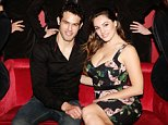 10.APR.2015 - PARIS - FRANCE ** EXCLUSIVE ALL ROUND PICTURES ** ACTRESS/MODEL KELLY BROOK AND HER NEW BOYFRIEND FRENCH JUDO INSTRUCTOR JEREMY PARISI ATTENDING A SHOW AT THE CRAZY HORSE, IN PARIS, FRANCE BYLINE MUST READ : ABACA/XPOSUREPHOTOS.COM *AVAILABLE FOR UK ONLY* ***UK CLIENTS - PICTURES CONTAINING CHILDREN PLEASE PIXELATE FACE PRIOR TO PUBLICATION *** **UK CLIENTS MUST CALL PRIOR TO TV OR ONLINE USAGE PLEASE TELEPHONE 0208 344 2007**
