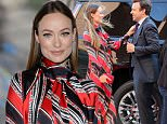 """Actress Olivia Wilde attends the Tribeca Film Festival world premiere of """"Tumbledown"""" at the BMCC Tribeca Performing Arts Center on Saturday, April 18, 2015, in New York. (Photo by Evan Agostini/Invision/AP)"""