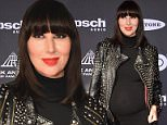 CLEVELAND, OH - APRIL 18:  Musicians Karen O (L) Nick Zinner of Yeah Yeah Yeahs and attends the 30th Annual Rock And Roll Hall Of Fame Induction Ceremony at Public Hall on April 18, 2015 in Cleveland, Ohio.  (Photo by Jeff Kravitz/FilmMagic)