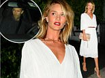 Jason Statham and Rosie Huntington-Whiteley went to dinner together with the parents in Los Angeles, CA on April 18, 2015.\n\nPictured: Rosie Huntington-Whiteley\nRef: SPL1003375  180415  \nPicture by: Adar / Splash News\n\nSplash News and Pictures\nLos Angeles: 310-821-2666\nNew York: 212-619-2666\nLondon: 870-934-2666\nphotodesk@splashnews.com\n