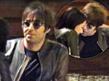14.APRIL.2015 - LONDON - UK\n*** EXCLUSIVE ALL ROUND PICTURES ***\n*** STRICTLY NOT AVAILABLE FOR AUSTRALIA ***\n*** STRICTLY NOT AVAILABLE FOR MAIL ONLINE AND ANY ONLINE SUBSCRIPTION DEALS UNLESS FEE AGREED PRIOR TO USAGE***\nROCK STAR LIAM GALLAGHER LOOKS LIKE AGE IS CATCHING UP WITH HIM AS HE'S PICTURED ENJOYING A PUB LUNCH WITH FRIENDS AND GIRLFRIEND DEBBIE GWYTHER IN NORTH LONDON!\nBYLINE MUST READ : XPOSUREPHOTOS.COM\n***UK CLIENTS - PICTURES CONTAINING CHILDREN PLEASE PIXELATE FACE PRIOR TO PUBLICATION ***\n**UK CLIENTS MUST CALL PRIOR TO TV OR ONLINE USAGE PLEASE TELEPHONE 44 208 344 2007**