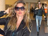19.APRIL.2015 - LOS ANGELES - USA\n**EXCLUSIVE ALL ROUND PICTURES**\n*AVAILABLE FOR UK SALE ONLY*\nBRAZILIAN SUPERMODEL GISELE BUNDCHEN LANDED IN LOS ANGELES AFTER DOING A FINAL CATWALK BEFORE HER RUNWAY RETIREMENT AT THE SAO PAOLO FASHION SHOW. THE FORMER VICTORIA'S SECRET ANGEL WANTED TO FINISH HER RUNWAY CAREER OFF IN THE PLACE THAT STARTED IT ALL. \nBYLINE MUST READ : XPOSUREPHOTOS.COM\n***UK CLIENTS - PICTURES CONTAINING CHILDREN PLEASE PIXELATE FACE PRIOR TO PUBLICATION ***\n*UK CLIENTS MUST CALL PRIOR TO TV OR ONLINE USAGE PLEASE TELEPHONE 0208 344 2007*