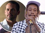 Mandatory Credit: Photo by ddp USA/REX Shutterstock (4606509bs)  Wiz Khalifa  REVOLT Live hosts perfomances from 'Furious 7' soundtrack, Los Angeles, America - 01 Apr 2015