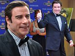 """CLEARWATER, FL - APRIL 18:   John Travolta atteneds """"The Forger"""" Premiere at Capitol Theater on April 18, 2015 in Clearwater, Florida.  (Photo by Tim Boyles/Getty Images)"""