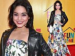 Opening night for Fun Home at the Circle in the Square Theatre - Arrivals.\nFeaturing: Vanessa Hudgens wearing Alice and Olivia\nWhere: New York City, New York, United States\nWhen: 19 Apr 2015\nCredit: Joseph Marzullo/WENN.com