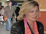 Jeremy Clarkson and his friends, including Phillipa Sage at Istanbul Yesilkoy Ataturk Airport Featuring: Jeremy Clarkson Where: Istanbul, Turkey When: 20 Apr 2015 Credit: Seskim/WENN.com **Not available for publication in Turkey**