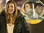 Picture Shows: Agyness Deyn  April 15, 2015    * Sold to MOL Exclusively - 24 hrs from receiving *    Matt Smith and Agyness Deyn seen on the set of 'Patient Zero' in Welwyn Garden City, Hertfordshire as they film a scene based in Chicago, USA. The pair are seen in a car as they are attacked by virus infected super humans.    Exclusive  WORLDWIDE RIGHTS  Pictures by : FameFlynet UK © 2015  Tel : +44 (0)20 3551 5049  Email : info@fameflynet.uk.com