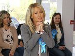 pix paul lewis;  words john stephen. Esther mc vey on the campaign trail in hoylake wirral.