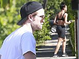 Picture Shows: FKA Twigs  April 18, 2015\n \n 'Twilight' star Robert Pattinson and his girlfriend FKA Twigs hit the gym in Los Angeles, California.\n \n The happy couple were enjoying some downtime before heading to Coachella in Indio California this weekend, where FKA Twigs performed.\n \n Exclusive All Rounder\n UK RIGHTS ONLY\n \n Pictures by : FameFlynet UK © 2015\n Tel : +44 (0)20 3551 5049\n Email : info@fameflynet.uk.com
