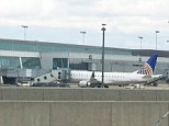 """BUFFALO, N.Y. (WKBW) - The FAA says a flight was forced to make an emergency landing in Buffalo over a pressure problem.  United Express Flight 5622, operated by SkyWest Airlines, was heading from Chicago to Bradley Airport in Windsor Locks, Connecticut, which is outside of Hartford, when the problem occurred.  The FAA says the crew abroad the SkyWest flight reported a pressure problem before landing in Buffalo. SkyWest Airlines says the plane landed after a passenger lost consciousness.  A passenger 7 Eyewitness News spoke to who was aboard the flight says passengers were told by the crew that there was a loss of cabin pressure and the plane """"nose dived"""" before leveling off at 10,000-feet.  The passenger who lost consciousness received medical attention before being released and SkyWest Airlines is working to accommodate the 75 passengers on the flight on another aircraft to Windsor Locks.  The plane took off from Chicago O'Hare Airport around 10 a.m. and landed in Buffalo shortly be"""